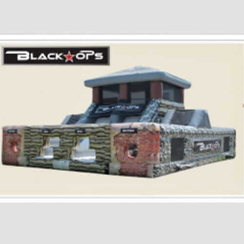 BLACK OPS OBSTACLE COURSE 2