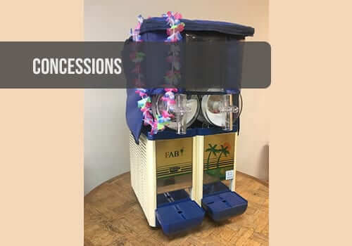 Concession Rentals Dallas