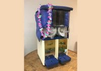 margarita machine rentals dallas