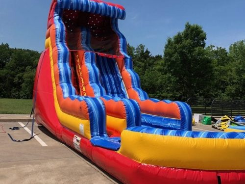 Richardson Water slide