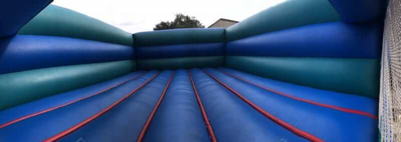 jump house surface