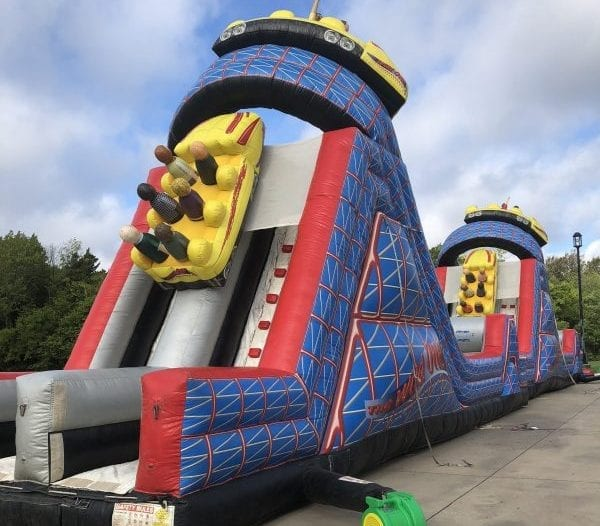 WILD ONE - DALLAS INFLATABLE RENTALS 1