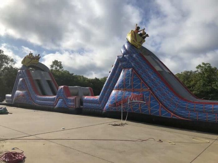 WILD ONE - DALLAS INFLATABLE RENTALS 2