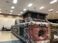 Black Ops Inflatable Obstacle Course Near Me in Dallas