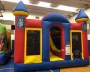 kid obstacle course