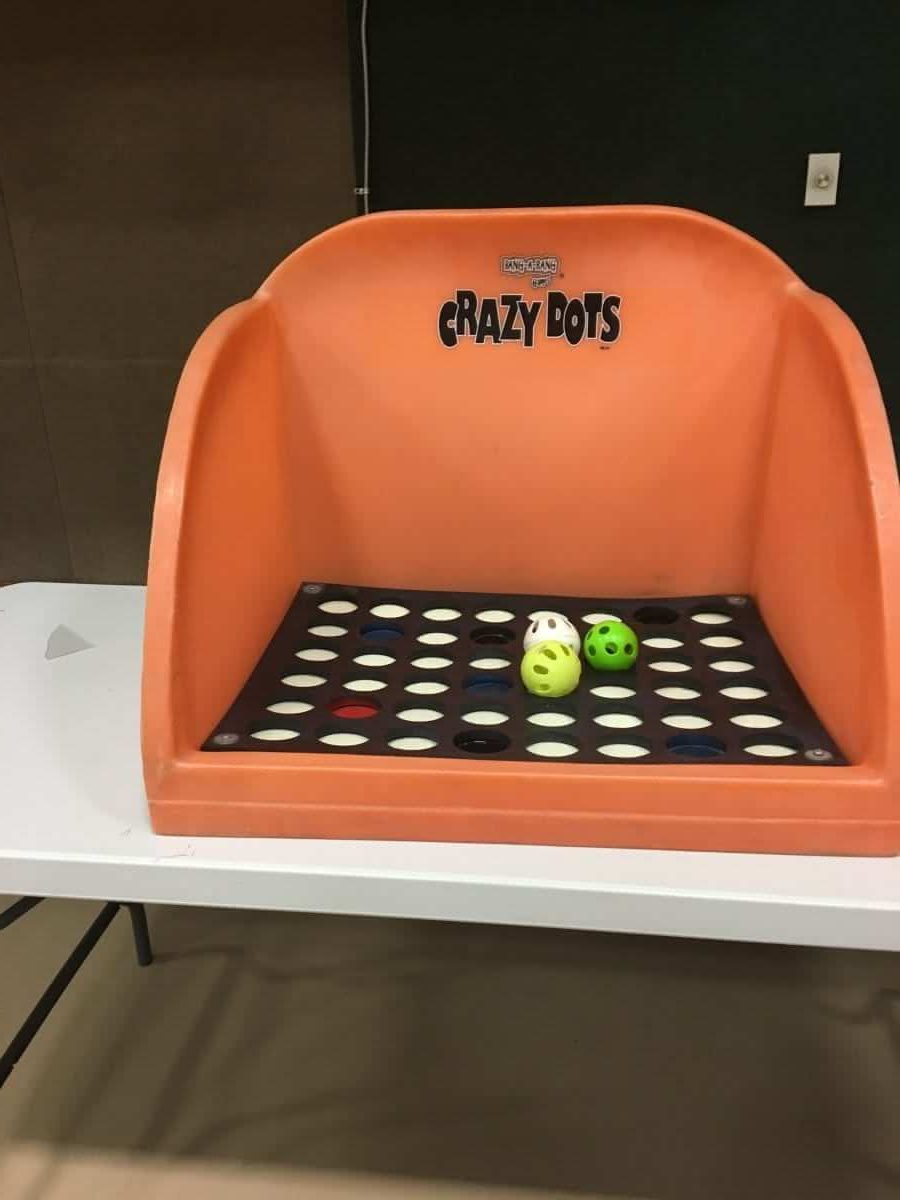 Crazy Dots Ball Carnival Game