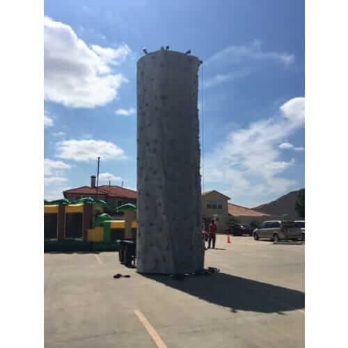 MOBILE ROCK CLIMBING WALL 1