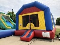 Jupiter Jump Jumbo Castle bouncer 2